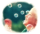 ninos-con-burbujas