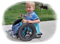 zig zac baby wheelchair zigzac